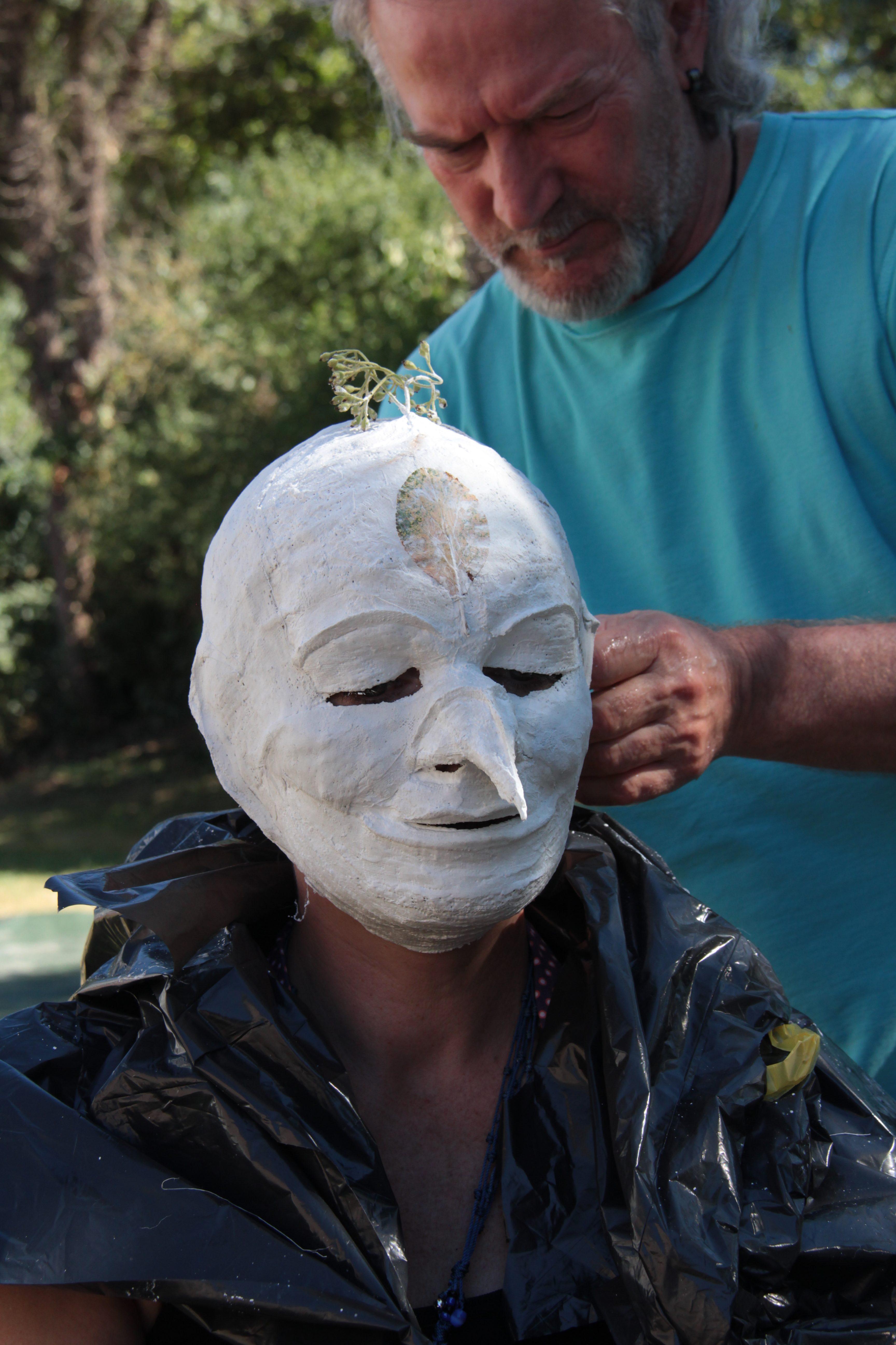 stage de masque